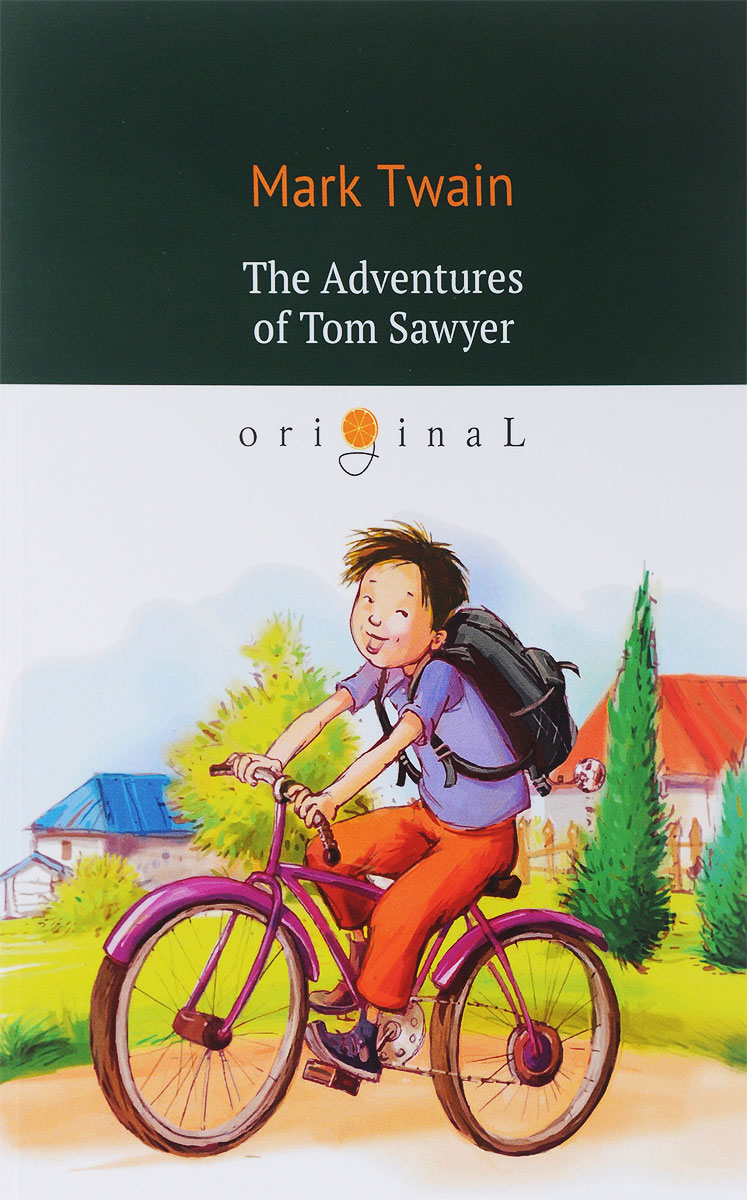 Mark Twain The Adventures of Tom Sawyer цена 2017