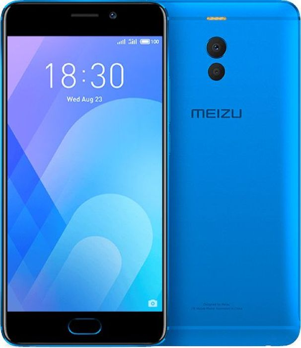 Смартфон Meizu M6 Note 32GB, Blue