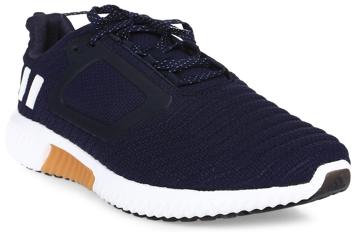 Кроссовки для бега мужские Adidas Climawarm Atr M, цвет: темно-синий. CG2740. Размер 9 (42)CG2740Стильные беговые кроссовки от adidas с технологией ClimaWarm, которая сохраняет тепло и выводит влагу. Модель выполнена из текстиля со вставками из искусственной кожи, на ноге фиксируется при мощи шнуровки. Подкладка и стелька из текстиля гарантируют комфорт при носке.