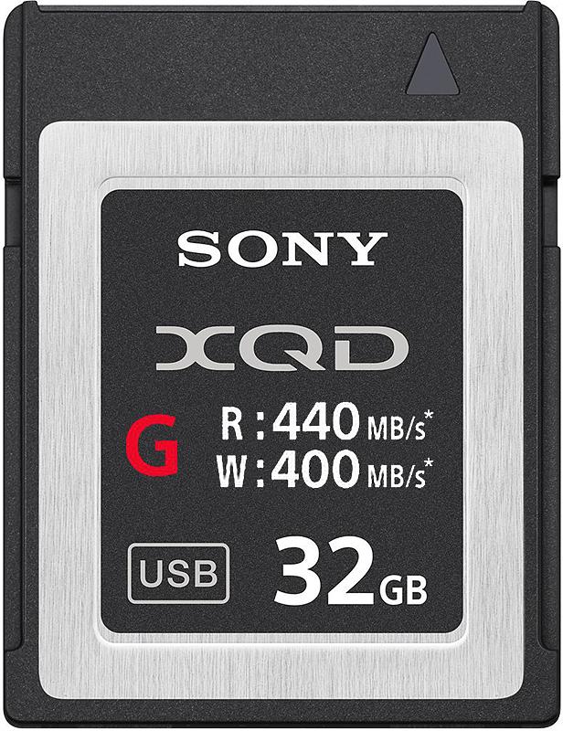 Zakazat.ru Sony XQD G 32GB 440R/400W карта памяти