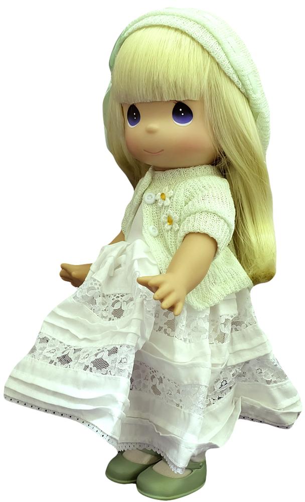 Precious Moments Кукла Келси precious moments мини кукла пастушка цвет платья светло коралловый
