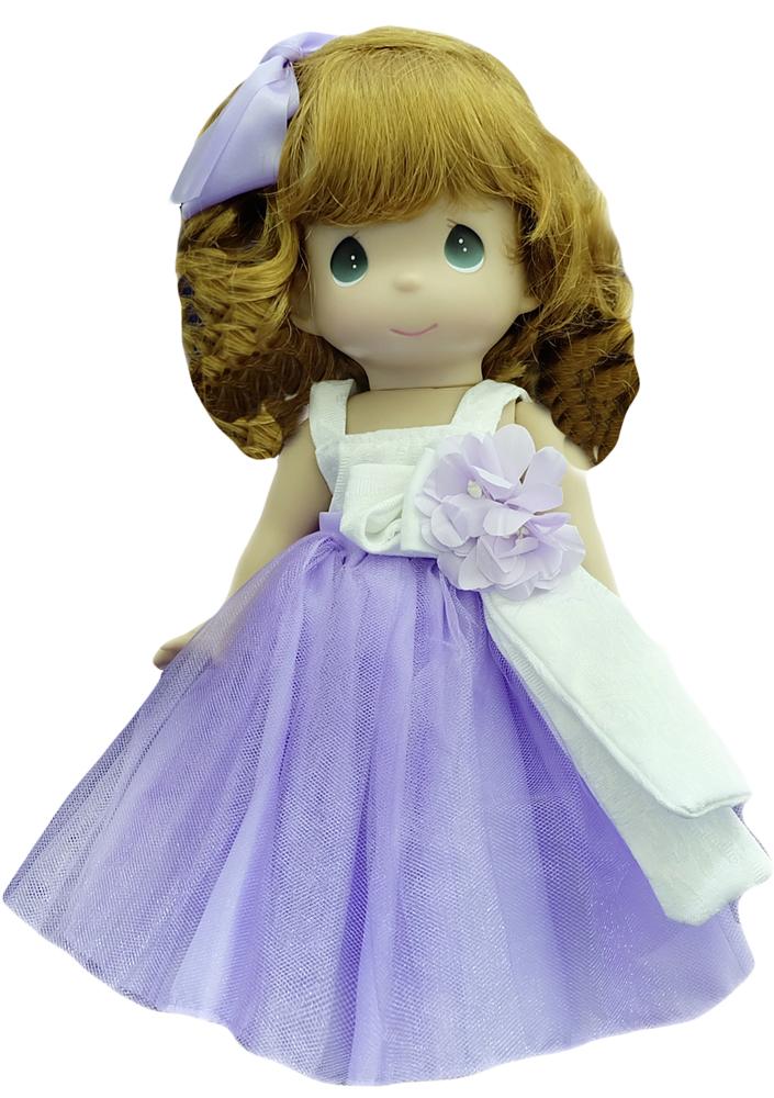 Precious Moments Кукла Эмили мочалка с эластичным фиксатором на руку sponge happy baby