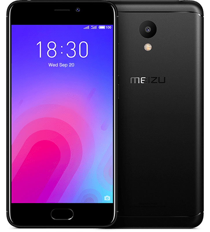 Meizu M6 16GB, Black