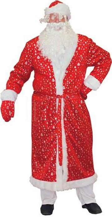 Костюм карнавальный Winter Wings  Дед Мороз . N02135 - Карнавальные костюмы и аксессуары