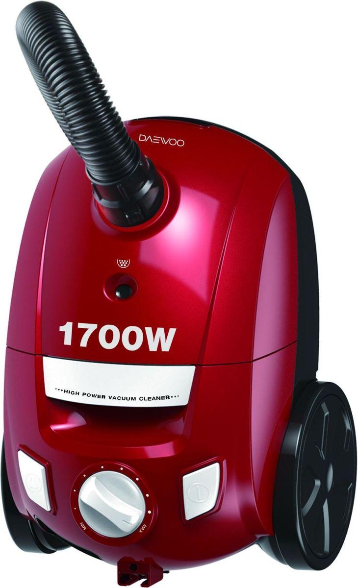 Daewoo RCH-210R, Red пылесос