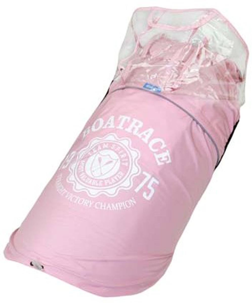 Куртка для собак Dobaz, водонепроницаемая, цвет: прозрачно-розовый. ДА13033Б4ХЛ. Размер 4XLДА13033Б4ХЛОна отлично подходит для использования в сырую погоду. Материал обладает водоотталкивающей способностью, поэтому превосходно защитит вашего четвероногого друга в любую погоду.Обхват шеи: 47 см.Обхват груди: 72 см.Длина спинки: 51 см.