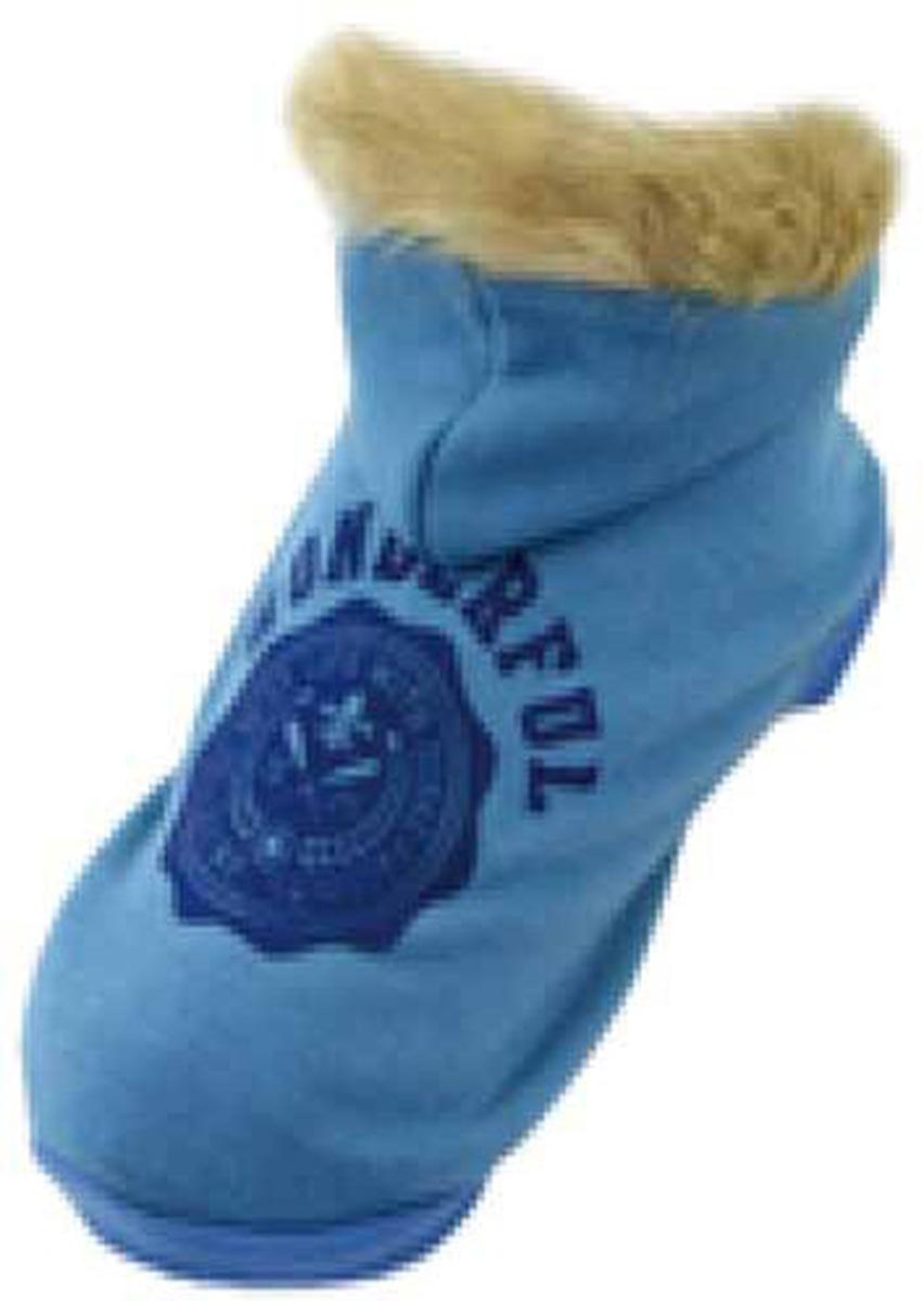 Майка-толстовка для собак Dobaz, унисекс, цвет: голубой. ДА13039АХС. Размер XSДА13039АХСМайка-толстовка для собак Dobaz согреет вашего питомца в прохладную погоду. Модель без рукавов не сковывает движений. Капюшон выполнен из трикотажа и декорирован искусственным мехом.Обхват шеи: 20 см.Обхват груди: 31 см.Длина спинки: 21 см.Одежда для собак: нужна ли она и как её выбрать. Статья OZON Гид