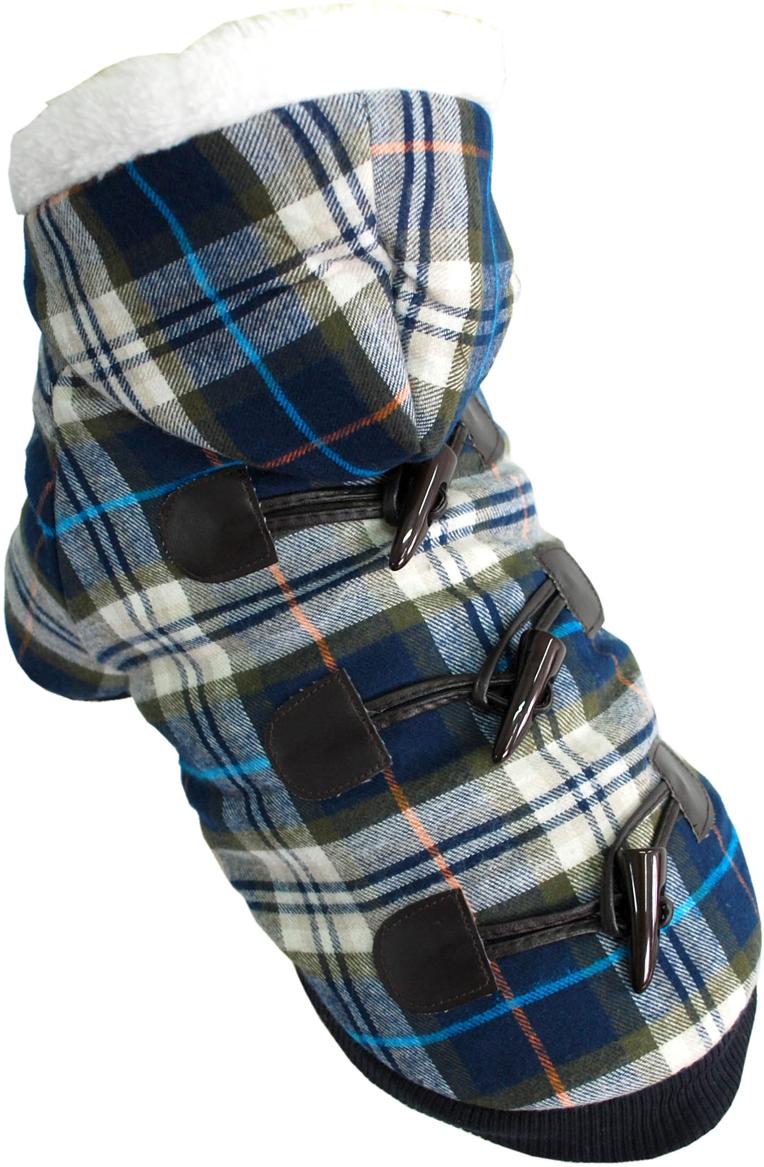 "Куртка для собак ""Pet's INN"", цвет: синий. Пет25ХЛ. Размер XL"