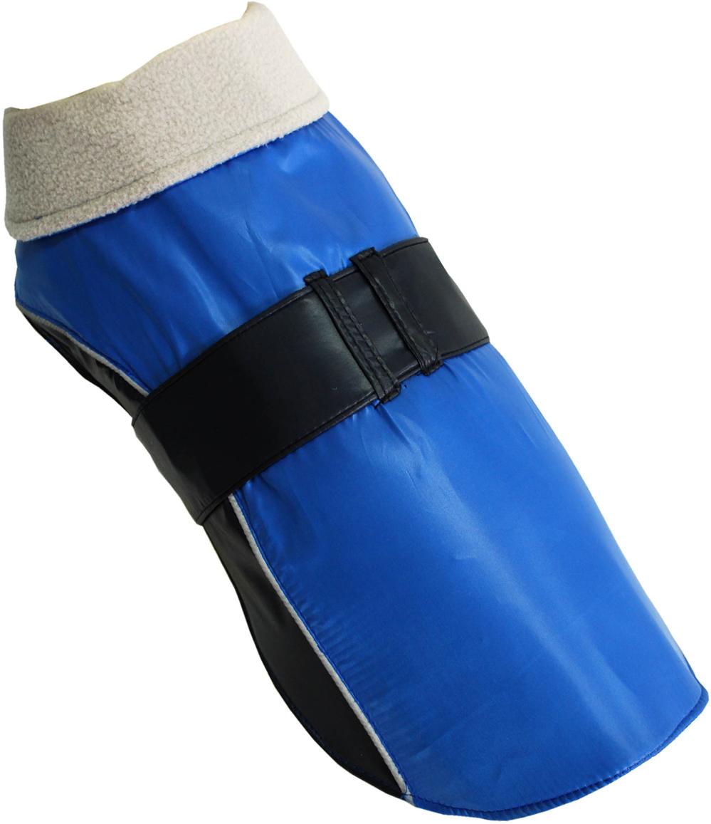 Попона для собак Pets INN, унисекс, цвет: синий. Пет27ХС. Размер XSПет27ХСПопона утепленная с водоотталкивающим верхом Pets INN прекрасно защитит вашего питомца от дождя и ветра в холодную погоду. Обхват шеи: 22-24 см.Обхват груди: 27-33 см.Длина спинки: 20 см.Одежда для собак: нужна ли она и как её выбрать. Статья OZON Гид