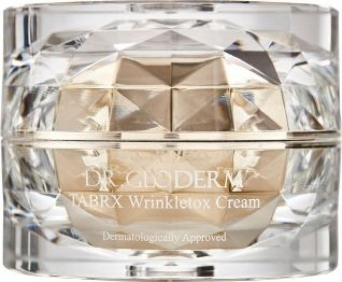 DrGloderm Крем для лица разглаживающий TabRX Wrinkltox Cream, 45 грDG-TBWCM-001DrGloderm Крем для лица разглаживающий TabRX Wrinkltox Cream, 45 гр