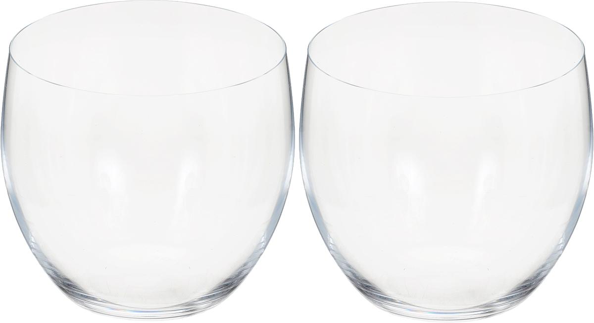 """Набор Riedel """"Vinum XL"""" состоит из двух стаканов, изготовленных из  высококачественного стекла. Элегантный дизайн и изящные формы предметов  набора привлекут к себе внимание и украсят интерьер. Стаканы идеально подойдут для сервировки стола и станут отличным подарком к  любому празднику.  Диаметр стакана (по верхнему краю): 8,5 см.  Высота фужера: 8,5 см."""