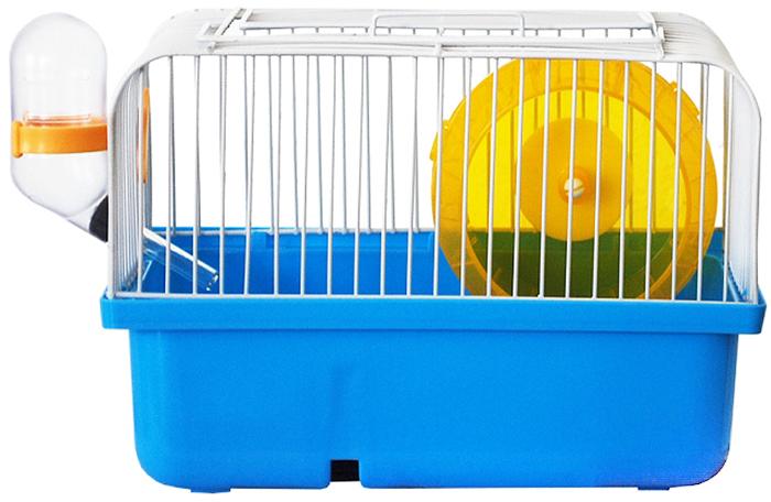Переноска-клетка для мелких грызунов