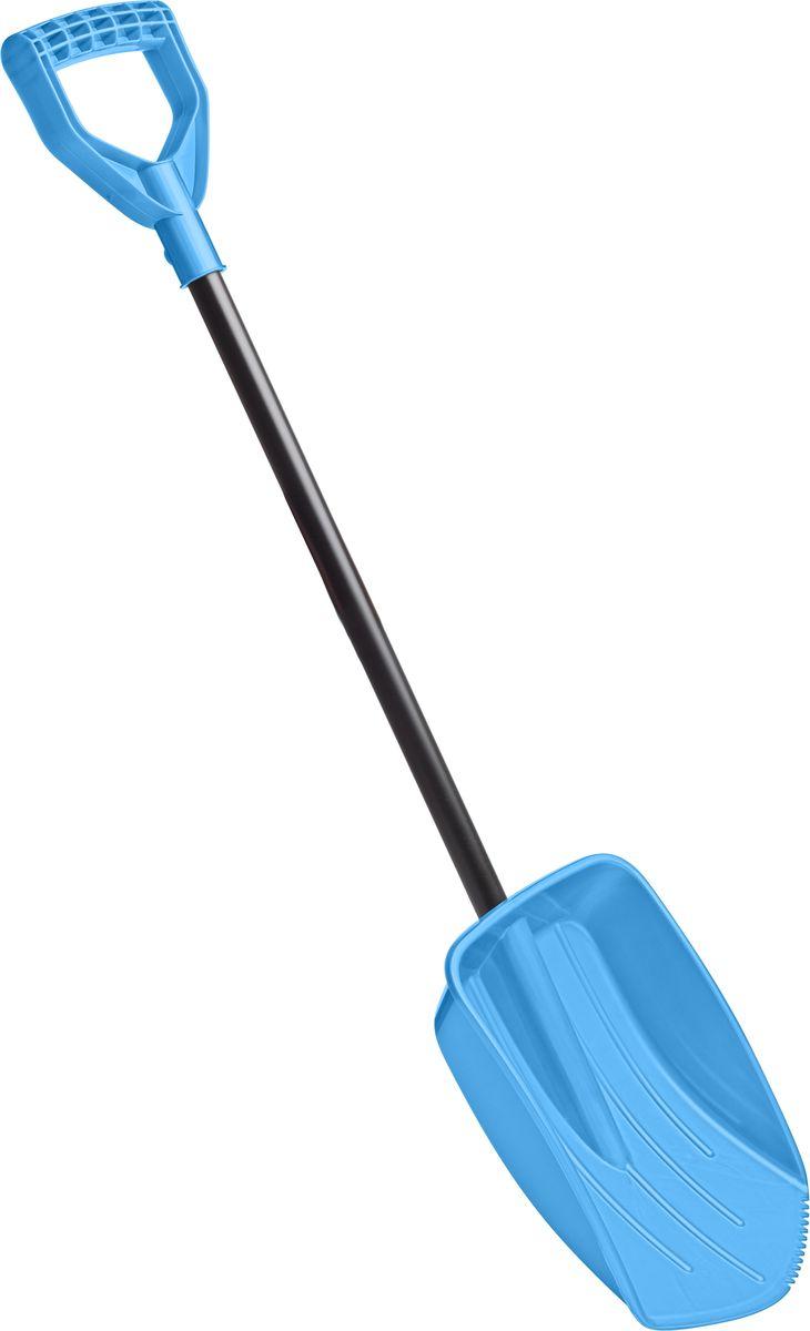 Little Angel Лопата для снега цвет голубой лопата штыковая truper pry p 17160