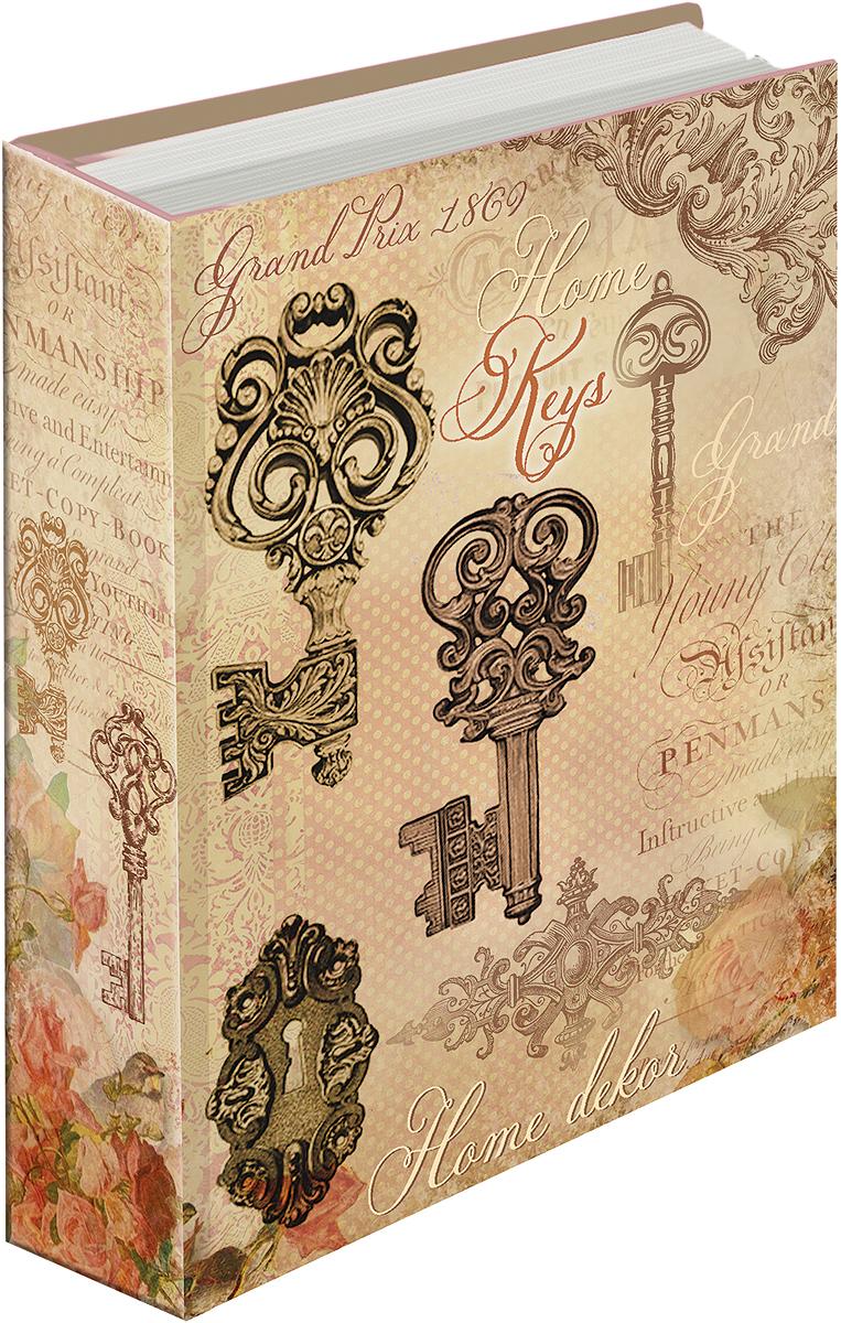 Ключница декоративная настенная Magic Home Старинные ключи, 19 х 6 х 27 см ключница настенная медведи 26 х 31 см