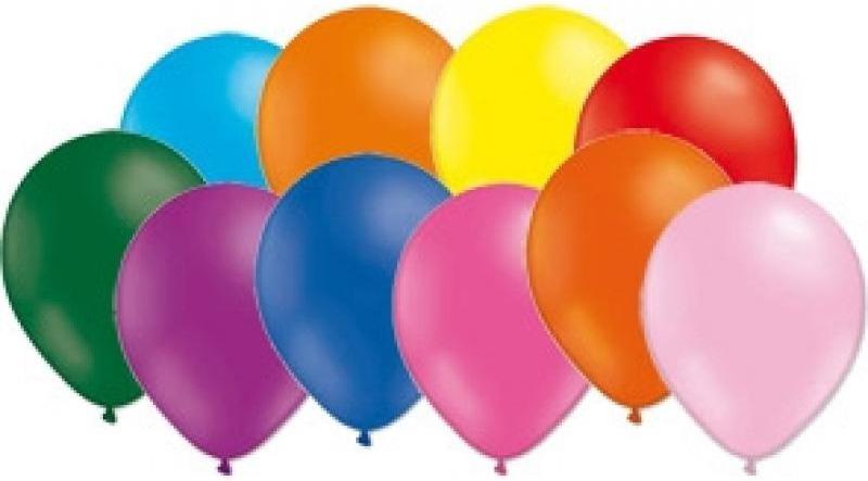 Miland Набор воздушных шариков Пастель 21 см 100 шт -  Воздушные шарики
