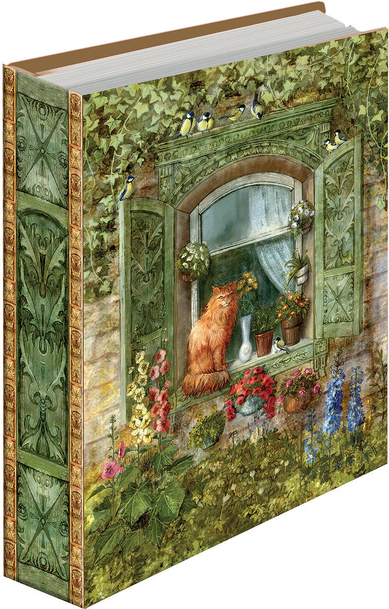 Ключница декоративная настенная Magic Home Котик на окне, 19 х 6 х 27 см ключница настенная медведи 26 х 31 см