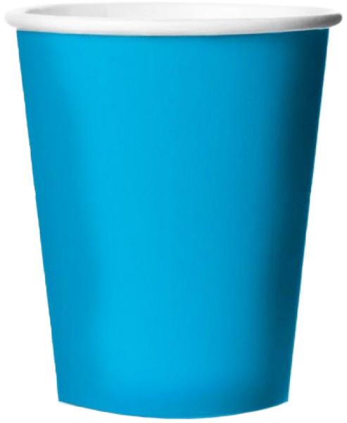 Miland Стаканы бумажные Синее небо 6 шт -  Сервировка праздничного стола