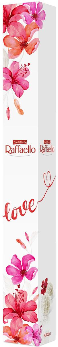 Raffaello Роза конфеты с цельным миндальным орехом в кокосовой обсыпке, 80 г хипп пюре брокколи с рисом с 5 мес 125г