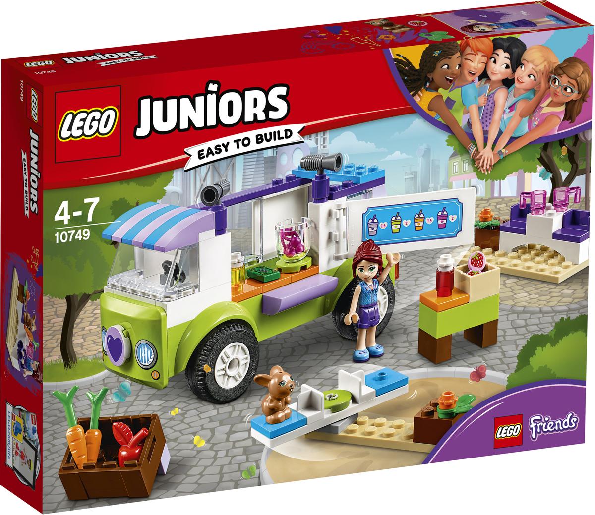 LEGO Juniors Конструктор Рынок органических продуктов 10749 конструктор lego juniors ветеринарная клиника мии 10728