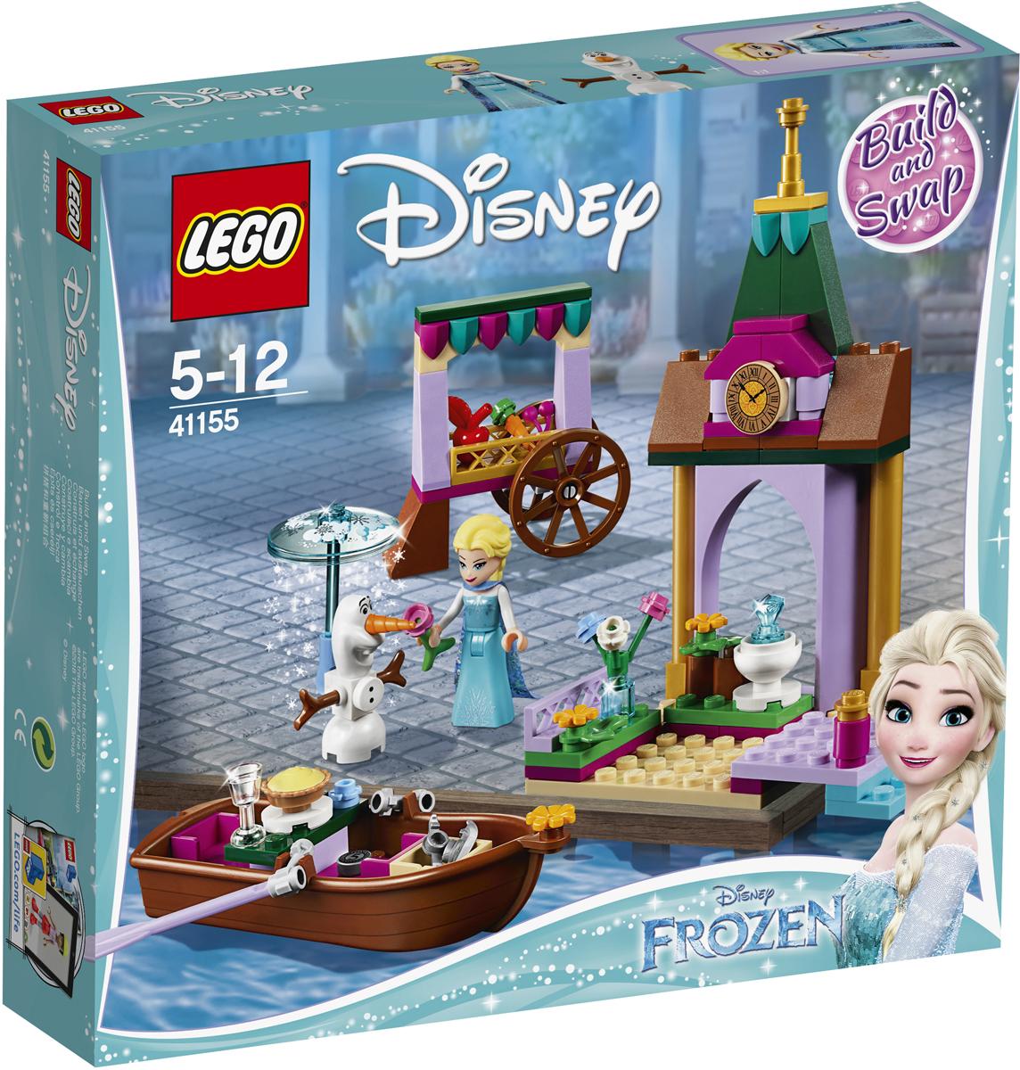 LEGO Disney Princess Конструктор Приключения Эльзы на рынке 41155 - Конструкторы