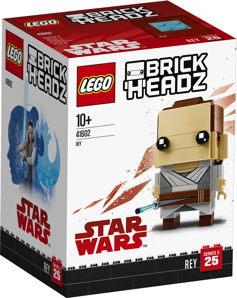 LEGO BrickHeadz Конструктор Рей 41602 что нужно чтобы увиличить лошадиные силы в стрит рей серах