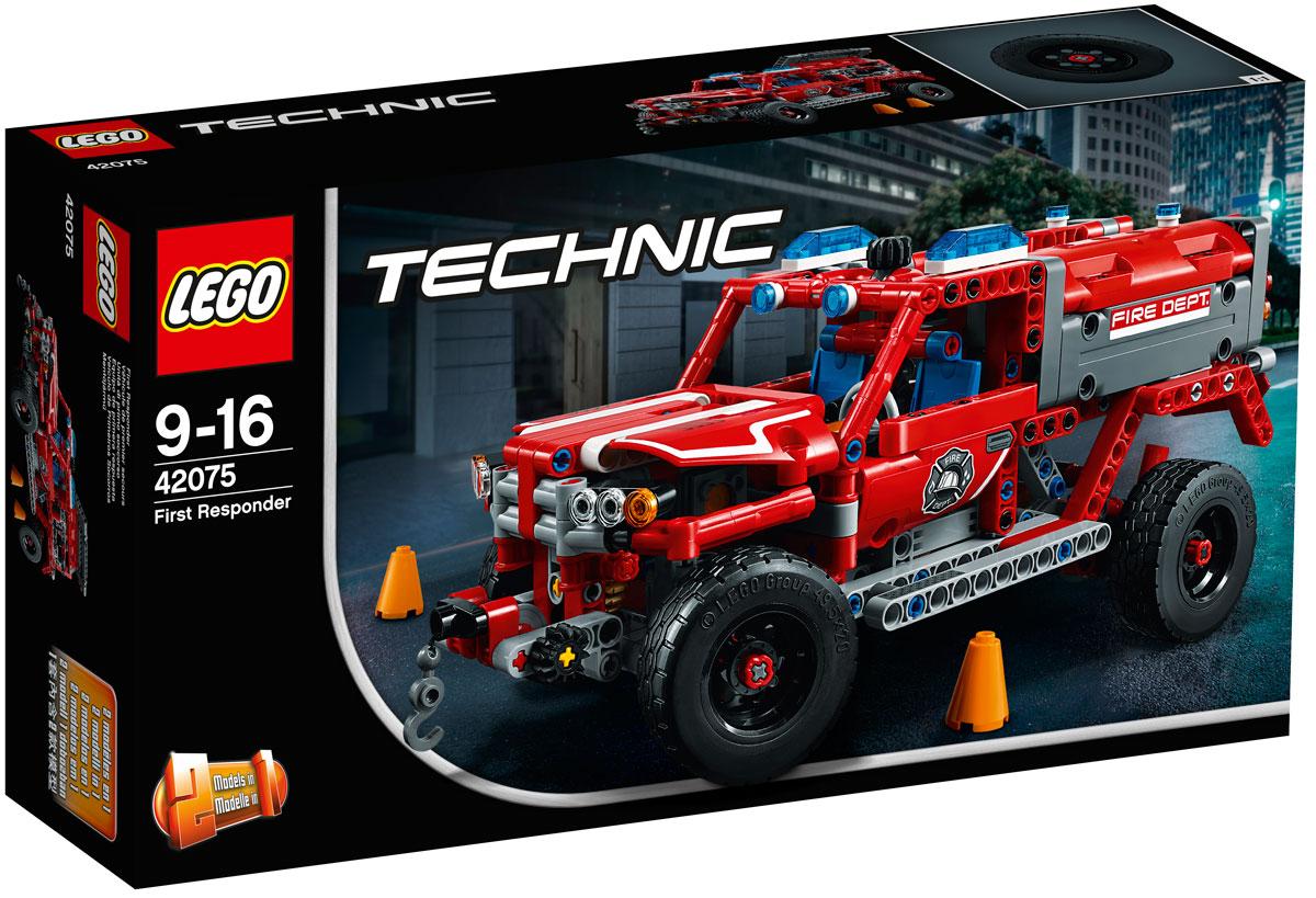 LEGO Technic Конструктор Служба быстрого реагирования 42075