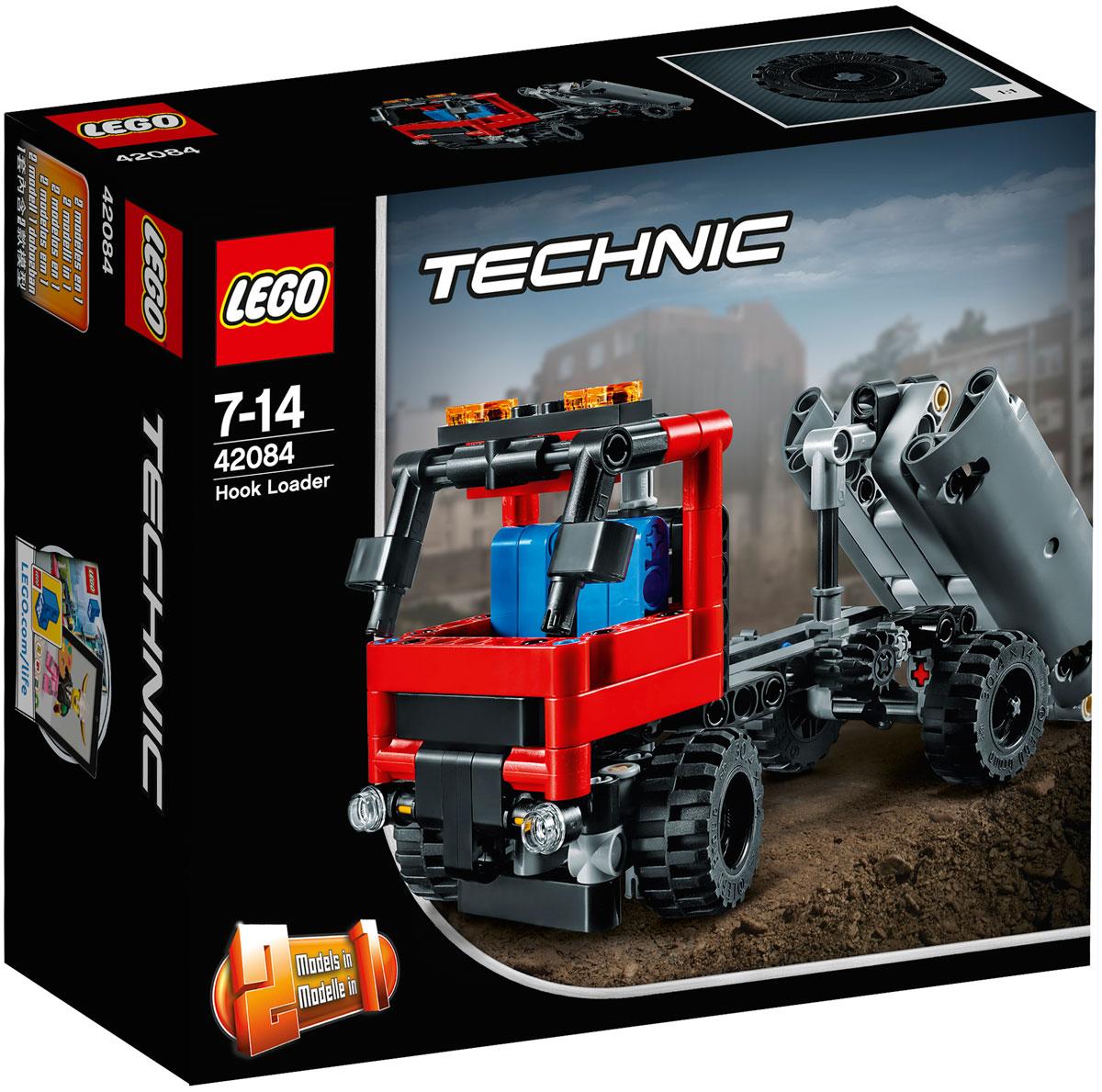 LEGO Technic Конструктор Погрузчик 42084 смеси и сыпучие материалы