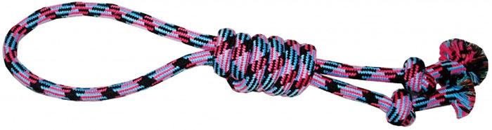 Грейфер для собак №1, 2 узла, с ручкой, 37 см грейфер для собак 1 2 узла с мячом 35 см