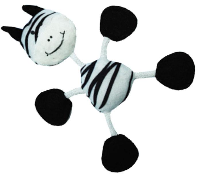Игрушка для собак Уют Корова, 14 смИУ206Игрушка для собак Уют выполнена в виде забавной коровы. Благодаря меху она напоминает шкурку зверька и пробуждает охотничьи инстинкты, из-за этого четвероногие с удовольствием грызут и кусают игрушку, практически не выпуская ее из лап.
