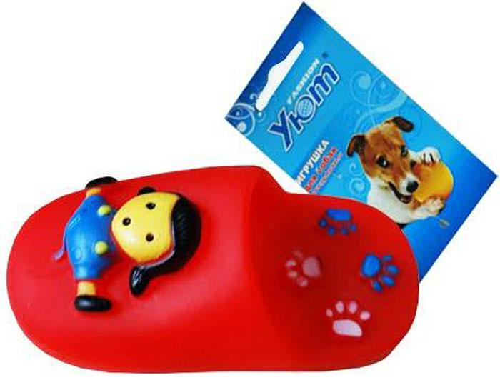 Фото - Игрушка для собак Уют Тапочки, 10,5 см trixie стойка с мисками trixie для собак 2х1 8 л