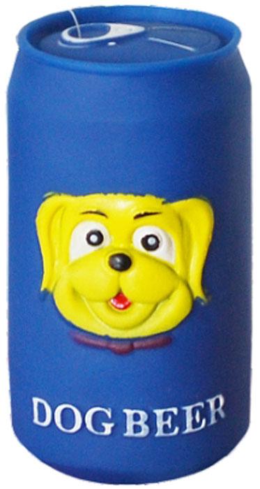 Игрушка для собак Уют Банка, 11,5 x 6,5 смИШ54Игрушка для собак Уют выполнена из винила в виде банки. Подходит для собак мелких и средних пород. Прочные безопасные материалы. Яркая, привлекательная расцветка.