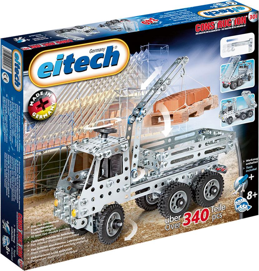 Eitech Конструктор Автокран конструкторы eitech конструктор меxаник 250 деталей