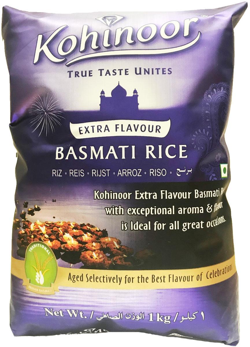 Kohinoor элитный традиционный платиновый басмати, 1 кгбмч002Басмати Кохинур Платинум - одна из самых популярных и известных в мире разновидностей риса, этот рис настоящий подарок природы, его вкус восхитителен.Выращивают Басмати Кохинур Платинум в снежных долинах величественных Гималайских гор, на самых плодородных землях Индии.Каждое зернышко этого риса вызревает на протяжении 1-2 лет, после чего его аккуратно собирают.Басмати Кохинур Платинум – это самый лучший Индийский Басмати класса Премиум.Он идеально подходит для приготовления как традиционных, так и праздничных блюд.Средняя длина зерна -7,25 мм.Эта крупа имеет нежную структуру зерна, необычный аромат она невероятно проста в приготовлении.Благодаря естественному аромату, сваренный в слегка подсоленной воде рис уже само по себе отличное блюдо.При приготовлении зерна увеличиваются более чем в 2,5 раза.Насладитесь неповторимым вкусом и ароматом этого риса!Способ приготовления: возьмите кастрюльку из стекла или нержавейки.Рис залейте водой из расчета 1:3.Поставьте на медленный огонь.Не закрывайте крышкой, пока в кастрюле не останется совсем мало жидкости.Затем снимите кастрюлю с огня, накройте крышкой.Дайте постоять мин 10-15 перед тем, как подавать блюдо на стол.Не перемешивайте крупу во время варки- каждое зерно должно спокойно впитать в себя влагу.Степень готовности можно определить, растерев несколько крупинок пальцами.Если они мягкие и липкие, значит блюдо готово.Советуем не промывать после отварки.Старайтесь не переварить рис.Белки (на 100 г.): 9,0 г. Жиры (на 100 г.): 0,6 г. Углеводы (на 100 г.): 78 г.