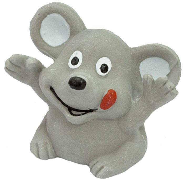Игрушка для собак №1 Мышонок, с пищалкой, 6 см трикси игрушка для собак собака 28 см