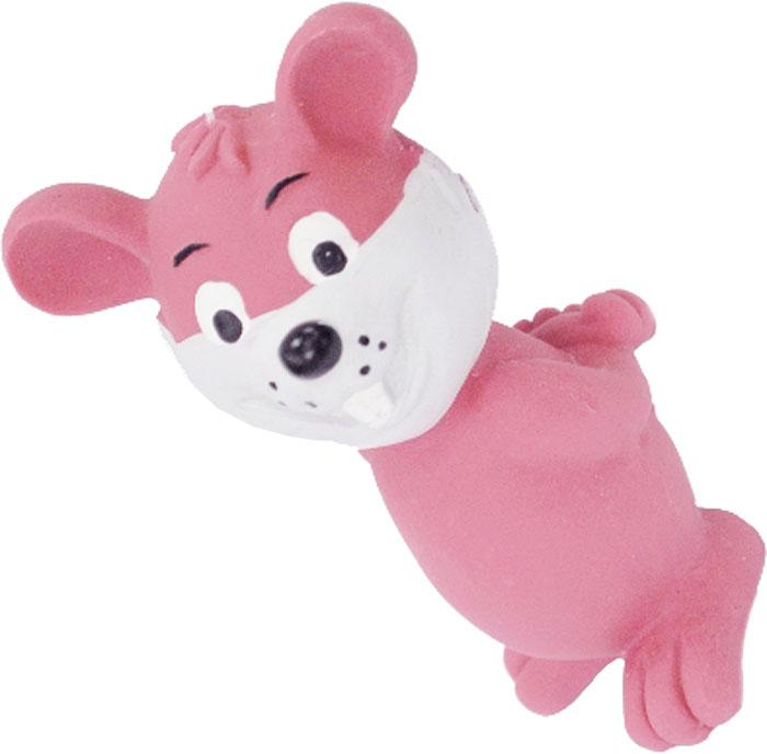 Игрушка для собак №1 Мышь, с пищалкой, 10 смЛС55Игрушка для собак №1 выполнена в виде мышки. Собаки очень любят играть. Игрушка оснащена пищалкой, благодаря которой собака с радостью ее хватает и подбрасывает.