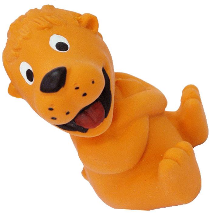 Игрушка для собак №1 Львенок, с пищалкой, 10 смЛС56Игрушка для собак №1 выполнена в виде львенка. Собаки очень любят играть. Игрушка оснащена пищалкой, благодаря которой собака с радостью ее хватает и подбрасывает.