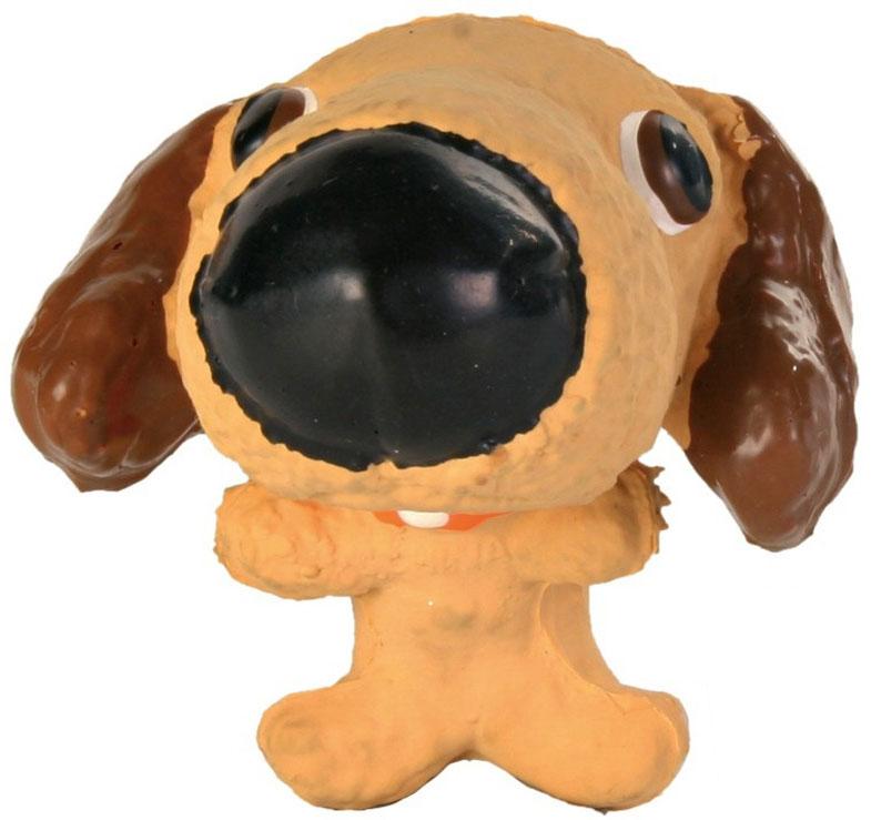 Игрушка для собак №1 Мохнатый веселый щенок, с пищалкой, 10 смЛС73Игрушка для собак №1 выполнена в виде щенка. Собаки очень любят играть. Игрушка оснащена пищалкой, благодаря которой собака с радостью ее хватает и подбрасывает.