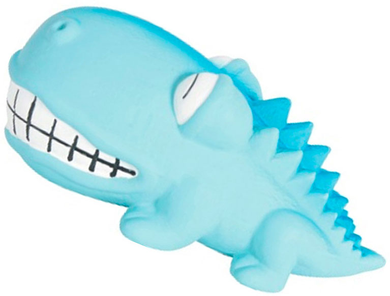 Игрушка для собак №1 Крокодильчик, с пищалкой, 8 смЛС82Игрушка для собак №1 выполнена в виде крокодила. Собаки очень любят играть. Игрушка оснащена пищалкой, благодаря которой собака с радостью ее хватает и подбрасывает.