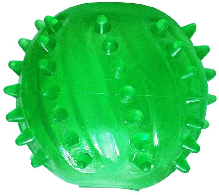 Игрушка для собак №1 Мячик, 8 смТ08Уникальная форма игрушки для собак №1 способствует массажу десен во время игры, удаляют зубной налет. Долговечные игрушки для профилактики заболевания полости рта.