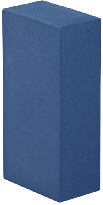 Блок опорный для йоги Bodhi Eva Bodhi 22, цвет: синий, 22 х 11 х 6,6 см2000102673575Опорный блок (кирпич) будет незаменим в практике йогой.Стандартный размер 22 х 11 х 6,6 см, специально разработан для занятий йогой.Этот опорный блок очень прочный и упругий, при этом совершенно легкий.Сделан из плотной пластиковой EVA пены с закругленными гранями.