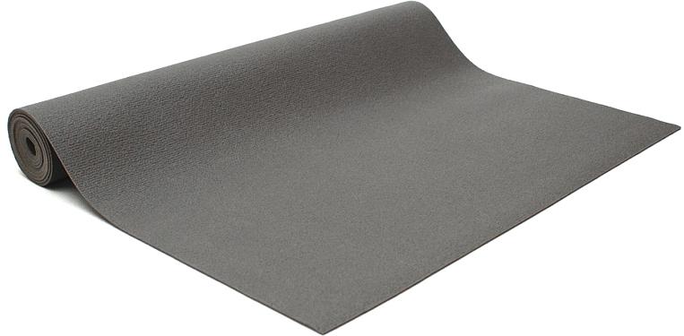 Коврик для йоги и фитнеса Bodhi Kailash 60, цвет: серый, 60 х 0,3 х 175 см2000102696581Коврик для йоги и фитнеса Bodhi Kailash 60 - это тонкий прочный коврик. Он сделан из плотной PVC пены.Толщина коврика всего 3 мм. В результате с этим ковриком вы получаете хорошую износостойкость, неплохое сцепление при сухих ладонях и небольшой вес. Этот коврик можно смело брать с собой на семинар или в путешествие - он вас не сильно обременит весом и габаритами.Основные преимущества коврика: прочность, износостойкость, небольшой вес и габариты.Основные минусы: скользкость при влажных ладонях, жесткость из-за маленькой толщины.Как выбрать коврик для йоги – статья на OZON Гид.