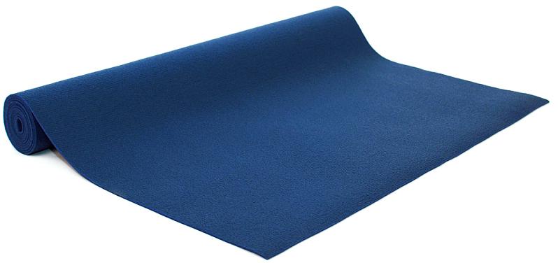 Коврик для йоги и фитнеса Bodhi Kailash 60, цвет: бюрюзовый, 60 х 0,3 х 185 см2000102696673Коврик для йоги и фитнеса Bodhi Kailash 60 - это тонкий прочный коврик.Он сделан из плотной PVC пены.Толщина коврика всего 3мм. В результате с этим ковриком вы получаете хорошую износостойкость, неплохое сцепление при сухих ладонях и небольшой вес. Этот коврик можно смело брать с собой на семинар или в путешествие - он вас не сильно обременит весом и габаритами. Основные преимущества коврика: прочность, износостойкость, небольшой вес и габариты.Основные минусы: скользкость при влажных ладонях, жесткость из-за маленькой толщины.
