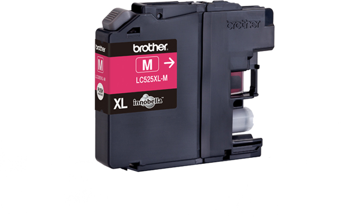 Brother LC525XLM, Magenta картридж для Brother DCP-J100, DCP-J105, MFC-J200 картридж brother lc525xly yellow для dcp j100 j105 j200