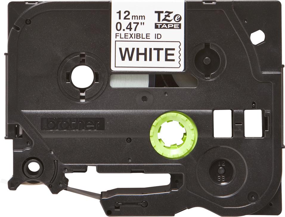 Brother TZEFX231, White Black лента для матричного принтера 12 мм ruru15070 to 218