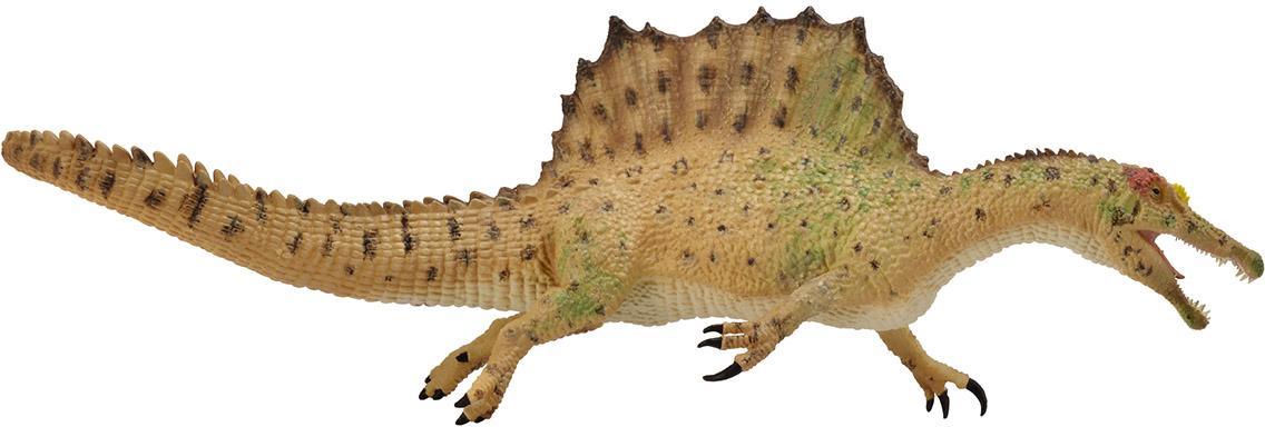 Collecta Фигурка Спинозавр плавающий фигурка collecta рыба пила