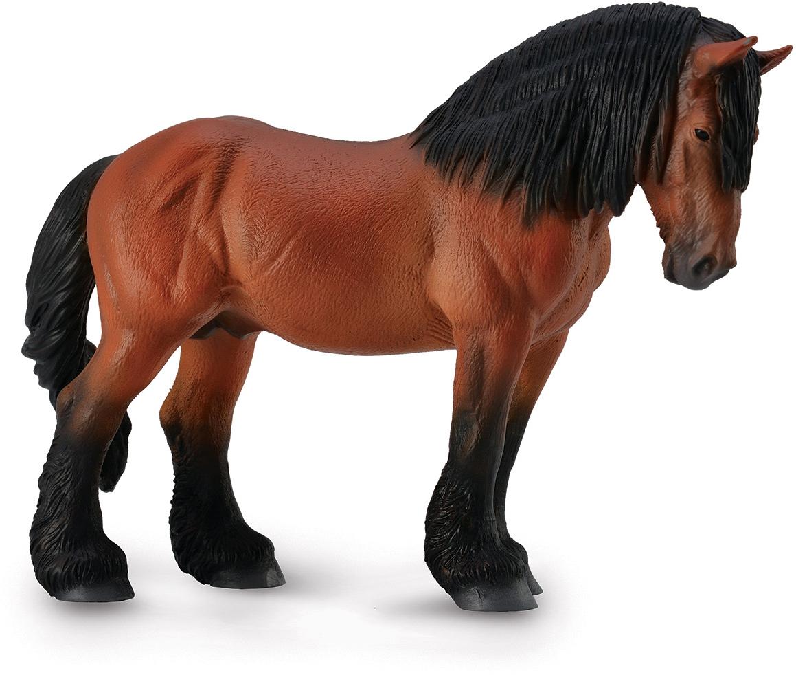Collecta Фигурка Арденнский жеребец игровые фигурки gulliver collecta двугорбый верблюд l