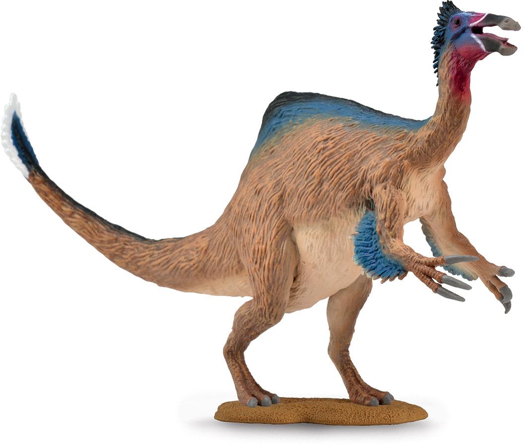 Collecta Фигурка Дейнохейрус эймис ли дж рисуем 50 динозавров и других доисторических животных