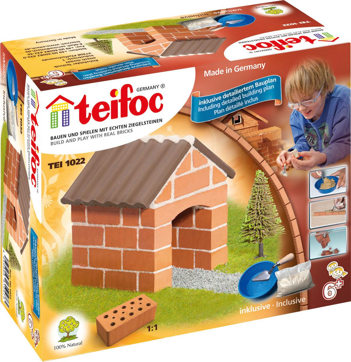 Teifoc Строительный набор Коттедж