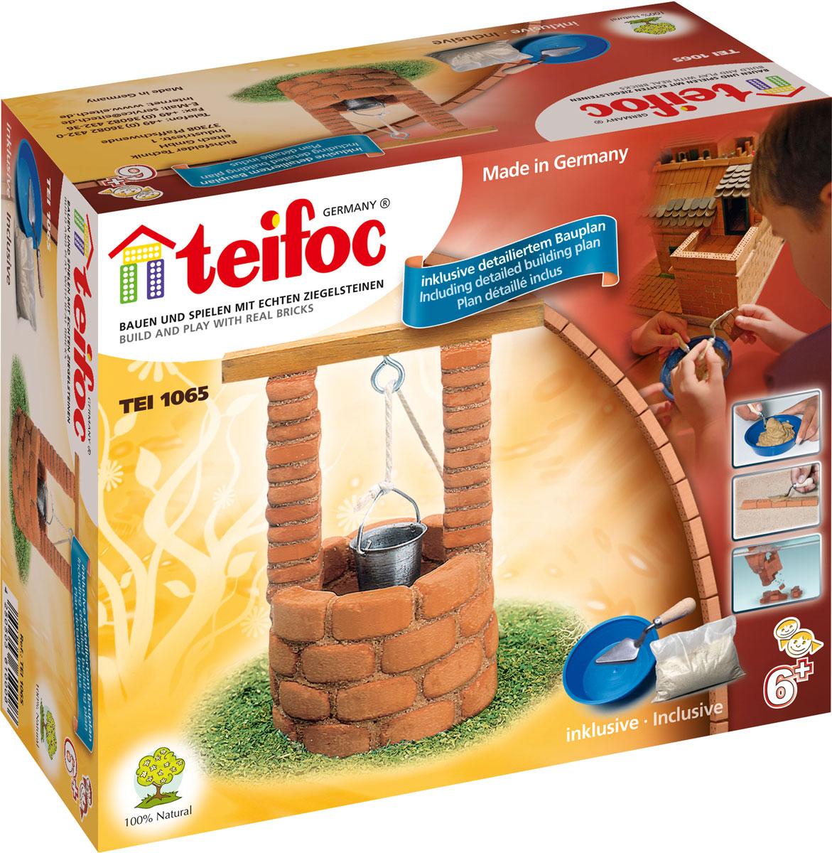 Teifoc Строительный набор Колодец