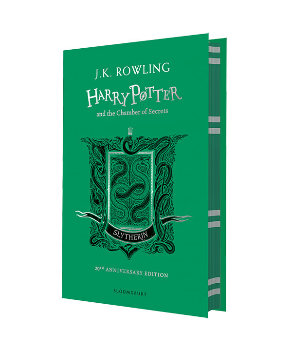 Harry Potter and the Chamber of Secrets – Slytherin Edition the house of the dead